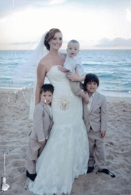 Angelus Bridal: Bride\'s Comments
